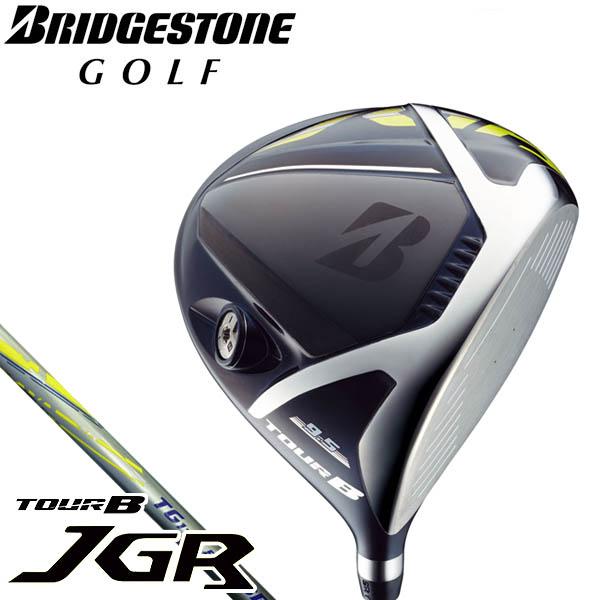 ブリヂストン メンズ TOUR B JGR ドライバー TG1-5 シャフト[2018年モデル] [有賀園ゴルフ]