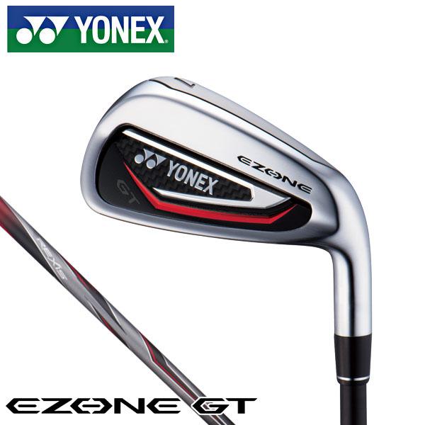 ヨネックス メンズ EZONE GT イーゾーンGT アイアン 単品 REXIS for EZONE GT カーボンシャフト [2018年モデル] [有賀園ゴルフ]