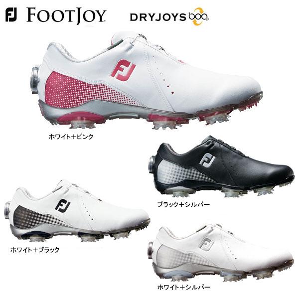 フットジョイ レディス DRYJOYS Boa ドライジョイズ ボア ソフトスパイク ゴルフシューズ [2018年モデル] 【あす楽対応】 [有賀園ゴルフ]