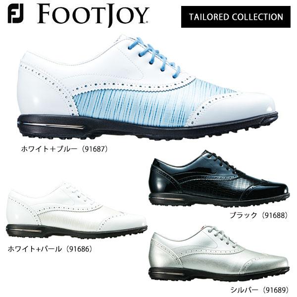 フットジョイ レディス Tailored Collection テーラードコレクション スパイクレス ゴルフシューズ [2018年モデル] 【あす楽対応】