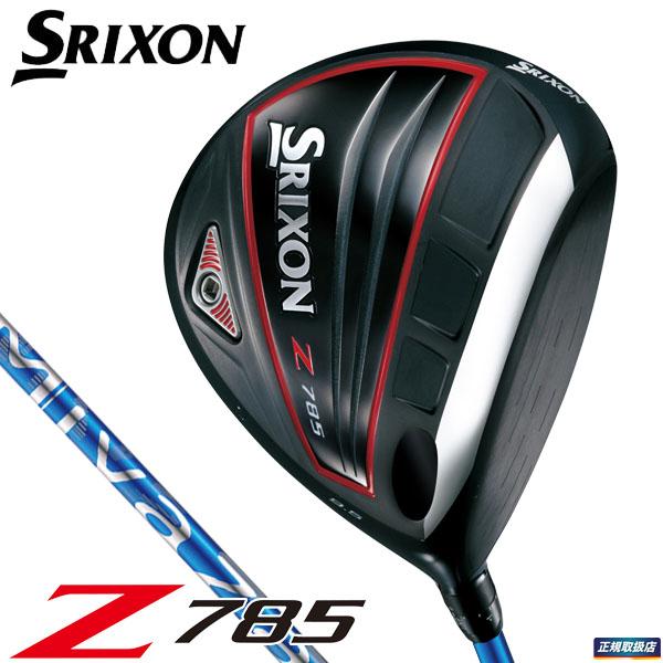 ダンロップ SRIXON スリクソン Z785 ドライバー Miyazaki MIZU 6 シャフト [2018年モデル] [有賀園ゴルフ]