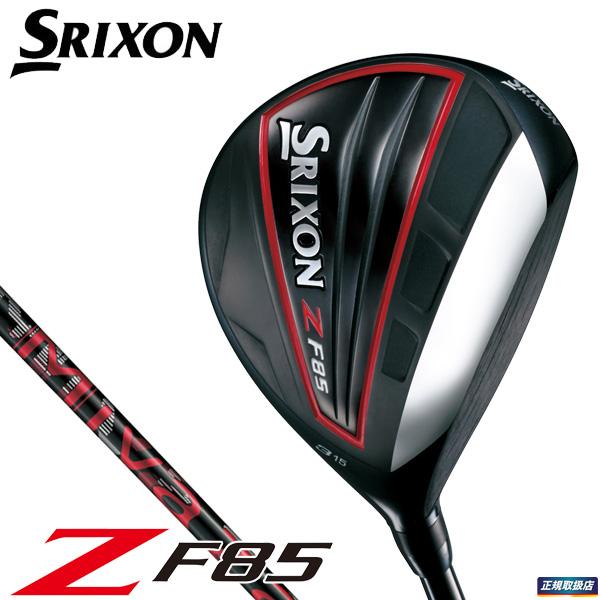ダンロップ SRIXON スリクソン Z F85 フェアウェイウッド Miyazaki Mahana シャフト [2018年モデル] [有賀園ゴルフ]