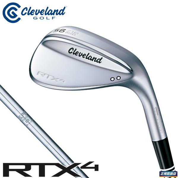 クリーブランド RTX-4 ウェッジ ツアーサテン仕上げ N.S.PRO 950GH スチールシャフト [2018年モデル] [有賀園ゴルフ]