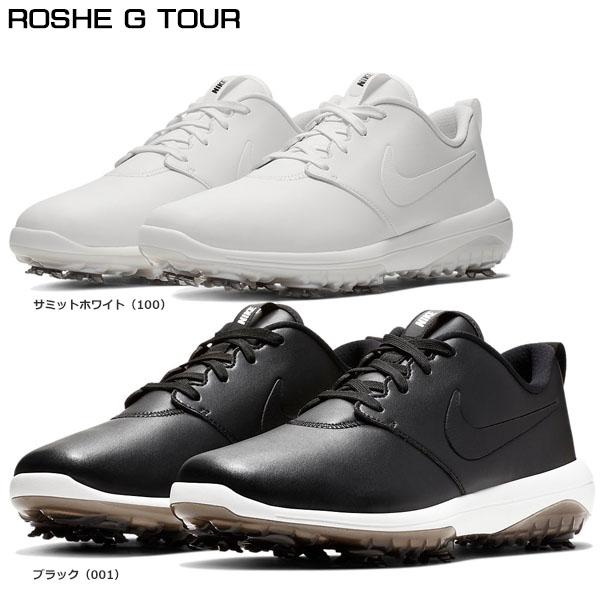ナイキ メンズ ROSHE G TOUR ローシG ツアー ソフトスパイク ゴルフシューズ AR5579 [2018年モデル] * [有賀園ゴルフ]