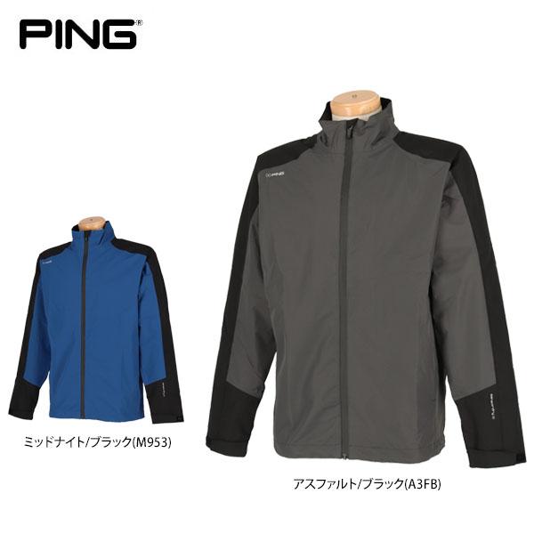 ホットセール ピンゴルフ P03336 メンズ 防風 長袖 長袖 ブルゾン P03336 ゴルフウェア [2018年秋冬モデル] ピンゴルフ【あす楽対応】[有賀園ゴルフ], ワイシャツのトレンドスタンダード:c76a5569 --- tonewind.xyz