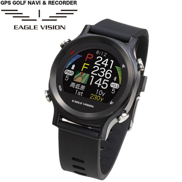 朝日ゴルフ EAGLE VISION イーグルビジョン watch ACE ウォッチ エース(GPSゴルフナビ&レコーダー) 【あす楽対応】 【ポイント10倍(12/27 9:59まで)】 [有賀園ゴルフ]