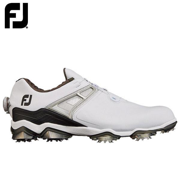授与 フットジョイ メンズ FJ TOUR X Boa ツアーX ボア ゴルフシューズ 2020年モデル あす楽対応 有賀園ゴルフ 人気急上昇 ホワイト 55413 ソフトスパイク ブラック