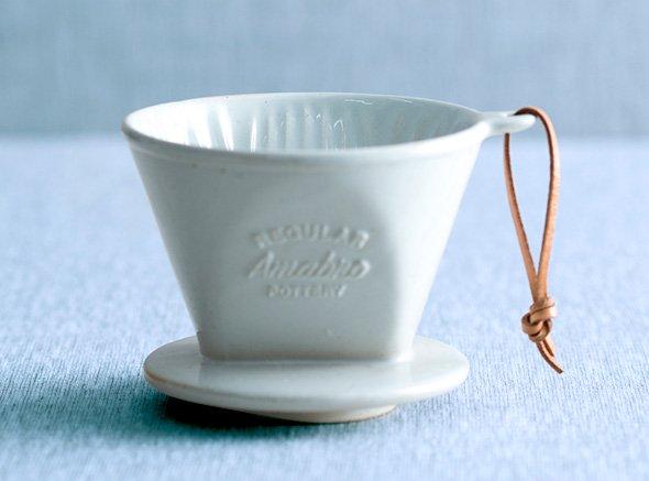 コーヒーを淹れるのが楽しみになる 出色 ヴィンテージのようなドリッパー 大好評です DRIPPER REGULAR