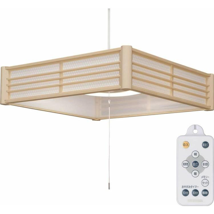 【2個セット】和風ペンダントライト メタルサーキットシリーズ 12畳 調色 PLM12DL-KG PLM12DL-SK 籠目 青海波送料無料 LEDペンダントライト LEDライト ペンダントライト LED照明 LED 照明 和風 和室 和モダン 和風ライト おしゃれ 調光 リモコン