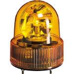 【パトライト】SKH-A型 小型回転灯 Φ118 オールプラスチックタイプ 黄 SKH-110A【TN】【TC】【回転灯/表示灯/メカトロニクス/パトライト】