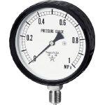 【右下】ステンレス圧力計 G411-261-0.6MP【TN】【TC】【ステンレス圧力計/圧力計/測定機器/右下精器製造】