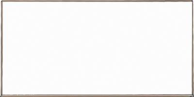 【TRUSCO】スチール壁掛ボード白450×600 WGH-132S【TN】【TC】【ホワイトボード/オフィスボード/オフィス用品/トラスコ中山】