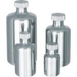 【日東】ステンレスボトル 1L PS-10【TN】【TC】【ボトル/実験用器具/研究開発関連用品/日東金属工業】
