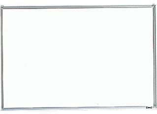 【TRUSCO】壁掛ボード粉受付900×1200 GH-112【TN】【TC】【ホワイトボード/オフィスボード/オフィス用品/トラスコ中山】