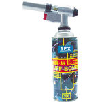 【REX】トーチ・アン・Hi ABT-22寒冷地 424522【TN】【TC】【ガストーチ/ガスバーナー・トーチ/溶接用品/レッキス工業】
