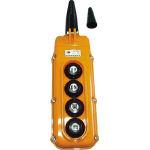 【象印】4テンオシボタンスイッチ Y4AA000【TN】【TC】【チェンブロック・ウインチ用パーツ】