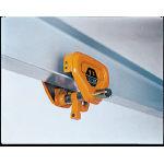 【キトー】ユニバーサルプレントロリ TS形 1t TSP010【TN】【TC】【トロリー・吊り金具】