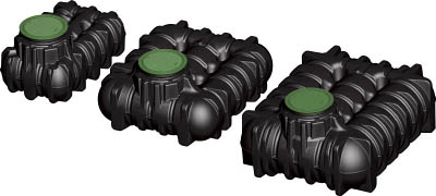 【取寄品】【グローベン】グローベン アンダータンク ガーデンセット 1500L C20GR515G[グローベン 水栓オフィス住設用品ホース・散水用品散水用品]【TN】【TC】 P01Jul16