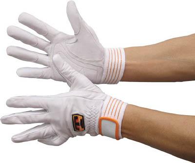 【シモン】シモン 牛革(薄手・クリーミーレザー)手袋 C740白 LL寸 C740WLL[シモン 保護具環境安全用品作業手袋革手袋]【TN】【TC】 P01Jul16