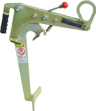 【取寄品】【KSK】KSK ドラムハンガー DH1000[KSK 吊クランプ工事用品吊りクランプ・スリング・荷締機吊りクランプ]【TN】【TD】