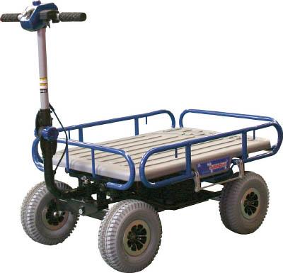【取寄品】【CANYCOM】CANYCOM 電動マルチカートついてくるか~い(200kg積載) EJ20[CANYCOM 運搬車物流保管用品運搬台車電動台車]【TN】【TC】 P01Jul16