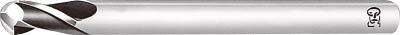 【30日限定★ポイント最大+9倍】【OSG】OSG ハイスエンドミル 2刃ボール R9 EBDR9[OSG ハイスエンドミル切削工具旋削・フライス加工工具ハイスボールエンドミル]【TN】【TC】 P01Jul16