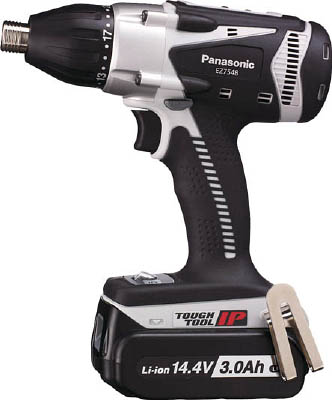 【Panasonic】Panasonic 14.4V充電マルチインパクトドライバー EZ7548LP2SH[Panasonic 電動工具作業用品電動工具・油圧工具インパクトドライバー]【TN】【TC】 P01Jul16