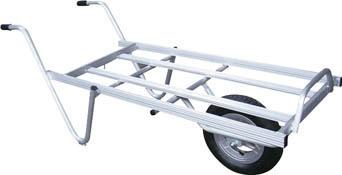 【アルミス】アルミス アルコン F3[アルミス 運搬車物流保管用品運搬台車アルミ製運搬車]【TN】【TC】 P01Jul16