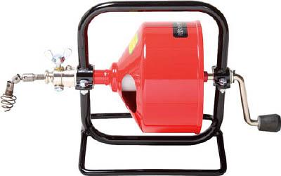 【取寄品】【ヤスダ】ヤスダ 排水管掃除機F3型スタンド型 F369[ヤスダ 掃除機作業用品水道・空調配管用工具排水管掃除機]【TN】【TC】 P01Jul16