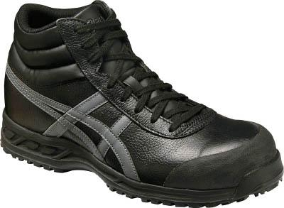 【アシックス】アシックス ウィンジョブ71S ブラックXガンメタリック 25.0cm FFR71S.907525.0[アシックス 靴環境安全用品安全靴・作業靴安全靴]【TN】【TC】 P01Jul16