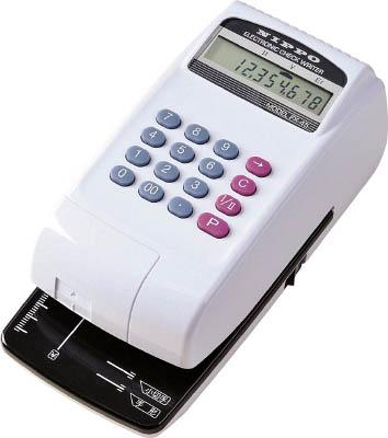 【ニッポー】ニッポー 電子チェックライター FX45ニッポー レコーダーオフィス住設用品OA・事務用品チェックライター【TN】【TC】