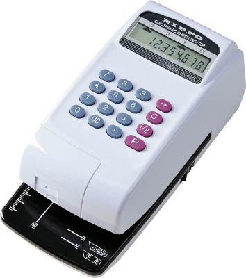【ニッポー】ニッポー 電子チェックライター充電式/コードレス機能付 FX45CLニッポー レコーダーオフィス住設用品OA・事務用品チェックライター【TN】【TC】