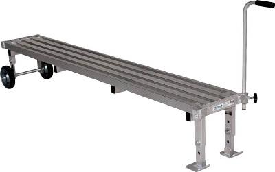 【HARAX】HARAX フミラック FL1257[HARAX 運搬車工事用品はしご・脚立作業用踏台]【TN】【TC】 P01Jul16