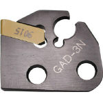 【イスカル】イスカル W CG多/ホルダ GAD3N.50イスカル ホルダーW切削工具旋削・フライス加工工具ホルダー【TN】【TC】