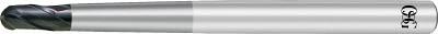 OSG 超硬エンドミル FXSPCEBTR4X1X57OSG エンドミル切削工具旋削・フライス加工工具超硬ボールエンドミル【TN】【TC】