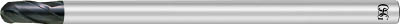OSG 超硬エンドミル FXSLSEBTR5X180OSG エンドミル切削工具旋削・フライス加工工具超硬ボールエンドミル【TN】【TC】