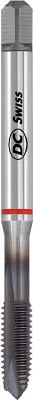 【DC SWISS】DC SWISS ポイントタップ H320TC-4 M8 111453[DC SWISS タップ切削工具ねじ切り工具ポイントタップ]【TN】【TC】 P01Jul16
