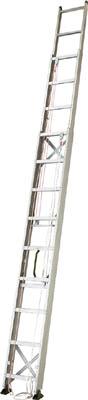 【取寄品】ハセガワ アップスライダーサヤ管3連 HD360ハセガワ 梯子工事用品はしご・脚立はしご【TN】【TC】