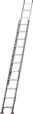 【取寄品】ハセガワ アップスライダー2連はしご 51型 HA251ハセガワ 梯子工事用品はしご・脚立はしご【TN】【TC】