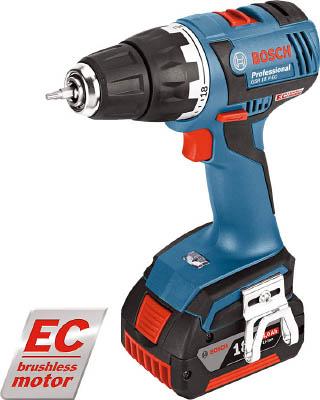 ボッシュ バッテリードライバードリル GSR18V-EC GSR18VECボッシュ 電動工具作業用品電動工具・油圧工具ドリルドライバー【TN】【TC】
