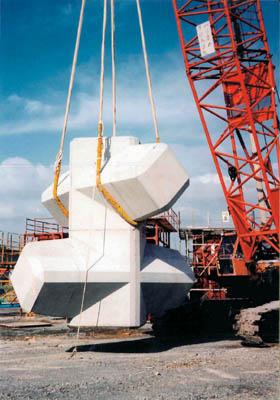 【取寄品】【大洋】大洋 インカ ヘビーラウンドスリング 20t×2.0m HRS200X2大洋 荷役金具工事用品吊りクランプ・スリング・荷締機ラウンドスリング【TN】【TD】