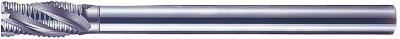 日立ツール ラフィングエンドミル ロングシャンク HQLS25 HQLS25日立ツール ハイスエンドミル切削工具旋削・フライス加工工具超硬ラフィングエンドミル【TN】【TC】