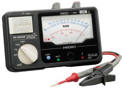 【超歓迎】 HIOKI メグオームハイテスタ IR404210HIOKI HIOKI 測定器(S)生産加工用品計測機器絶縁抵抗計【TN】【TC】, トップランド:b856cc27 --- oflander.com