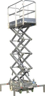【取寄品】ピカ 高所作業台LA型 アルミバケット 高さ4.6m LA46ピカ 高所作業台工事用品はしご・脚立高所作業リフト【TN】【TC】