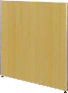 【取寄品】【アイリスチトセ】アイリスチトセ パーテーション 1200×H1600 チーク KCPZW241216Mアイリスチトセ 事務用家具オフィス住設用品オフィス家具パーテーション【TN】【TC】