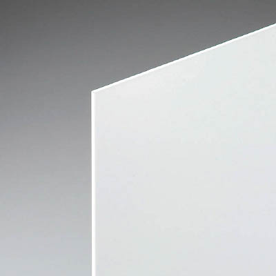 アクリルキャスト板白 KAC91852光 金物環境安全用品標識・標示サインプレート【TN】【TC】
