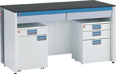 【取寄品】ヤマト ラボキューブサイド実験台 LFA307Tヤマト 実験台研究管理用品研究機器実験台【TN】【TC】