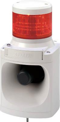 パトライト LED積層信号灯付き電子音報知器 LKEH120FARパトライト 回転灯生産加工用品電気・電子部品表示灯【TN】【TC】