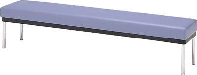 【取寄品】【ミズノ】ミズノ ロビーチェア 背無し 青 MC3200ミズノ 長椅子オフィス住設用品オフィス家具ロビーチェア【TN】【TD】