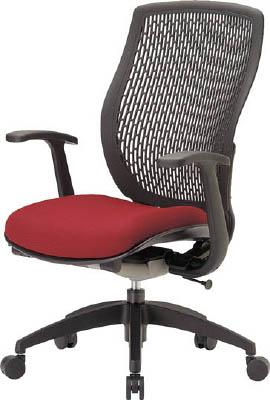 【取寄品】【アイコ】アイコ 事務用回転イス(ハイバック肘付き) MA1535FM19REBKアイコ 椅子オフィス住設用品オフィス家具オフィスチェア【TN】【TC】